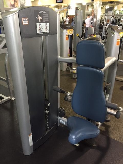 triceps-press