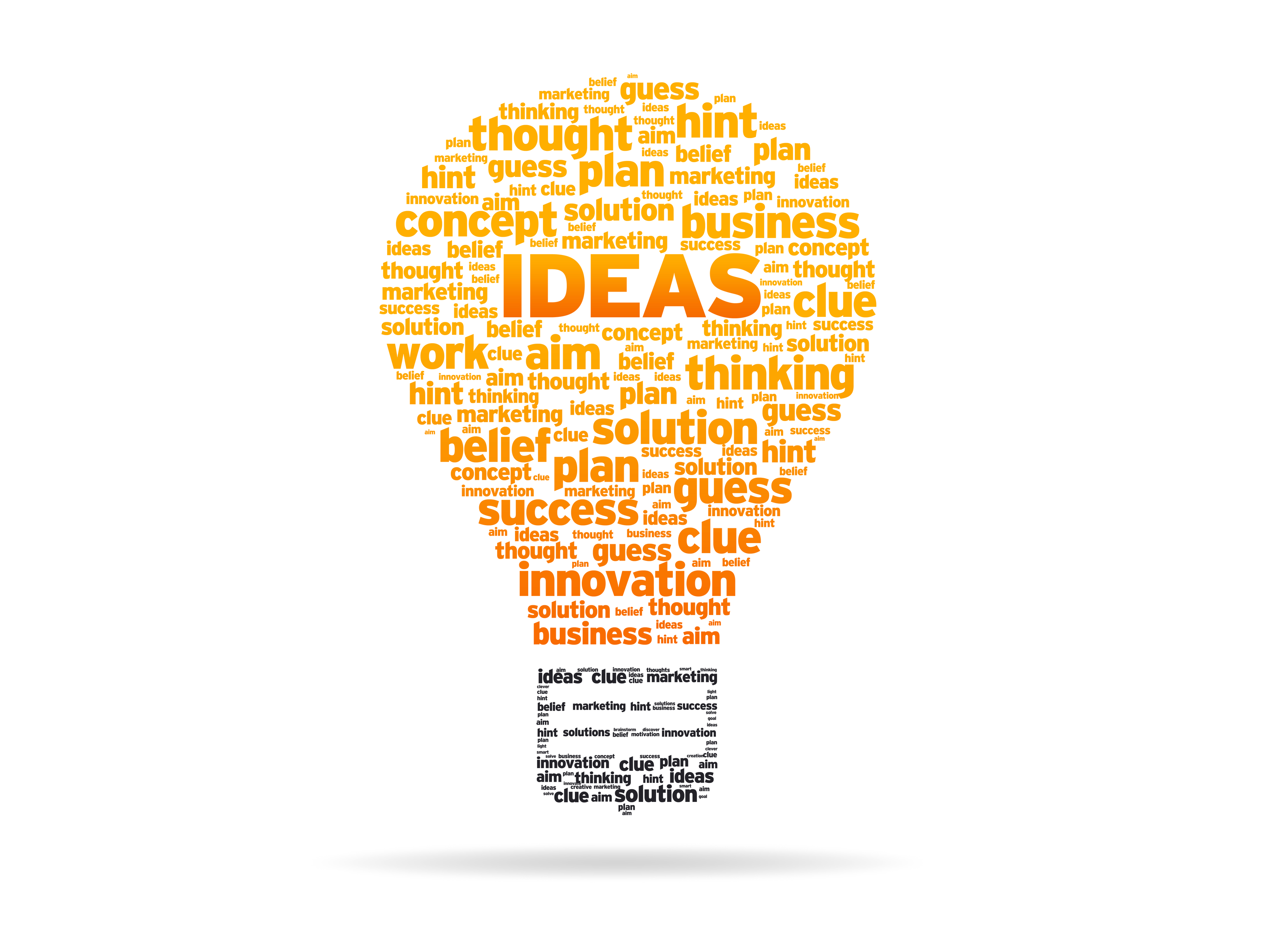 Words - Ideas