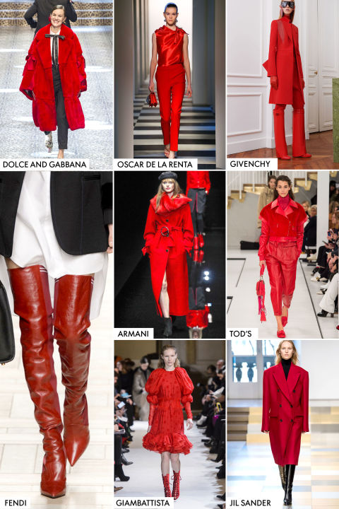 Red Means Y Confident And Owning It Why Not Stop Traffic In This Fierce Color